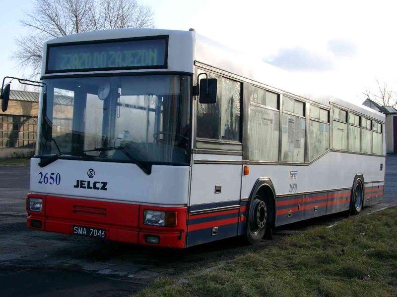 Jelcz M121Ma