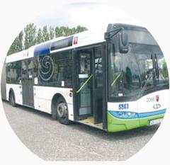 """Zakup taboru autobusowego na potrzeby SPA """"Dąbie"""" - Etap II"""
