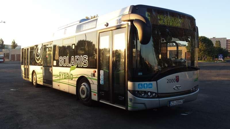 Solaris Urbino Hybrid 12