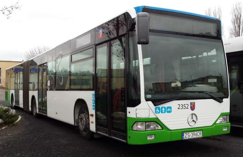 Mercedes Benz CITARO 0530G EVOBUS